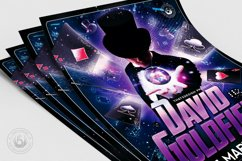 Magic Performer Flyer Template V2 Product Image 5