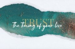 The Chemical Brush Font Product Image 7