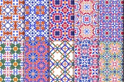 Mauritanian Ornaments Hand Painted Patterns & Digital Paper Product Image 2
