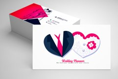 Wedding Planner's Business Card Product Image 1