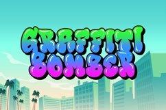 Street Urban Graffiti Font Product Image 3