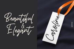 Jess   Signature Script Font Product Image 5