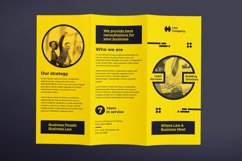 Legal Services / Lawyer Brochure Trifold Product Image 2