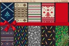 50 Christmas Seamless Patterns Product Image 3