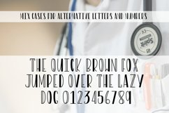 Rounds - A Nurse Font With Extras Product Image 2