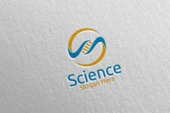 Science and Research Lab Logo Design 22 Product Image 1