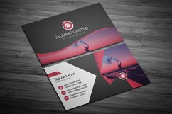 Corporate Creative Business Card Template Design Product Image 1