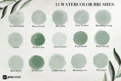 Aqua Studio Watercolor brushes Product Image 2
