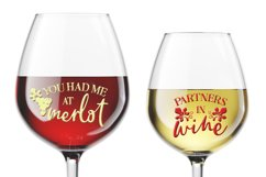 Wine Glasses Quotes Pack Product Image 2