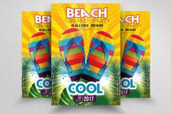 10 Summer Beach Party Flyers Bundle Product Image 3