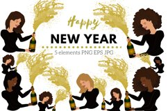 New Year's Eve Party Time Product Image 2