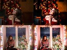 CHRISTMAS Lightroom Presets Bundle for Mobile and Desktop Product Image 18