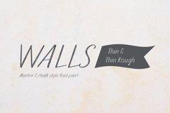 Walls Thin & Walls Rough Thin Product Image 1