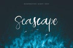Seascape script Product Image 1