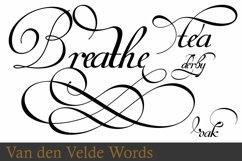 Van Den Velde Words Product Image 6