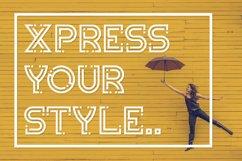 Fesyen Display Font Product Image 4