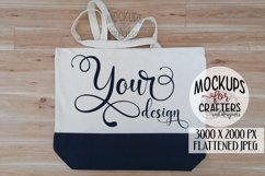 Tote Bag, Mock-Up, Product Image 1