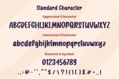 Cute Handwritten Font - Scarlet Josephine Product Image 3