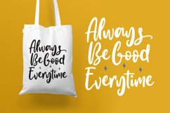 Smilley - Quirky Lettering Font Product Image 3