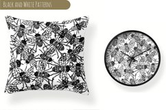 Hand-drawn ink insects and patterns Product Image 4