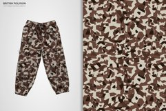 British Polygon Polygon Camouflage Product Image 5