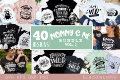 Mommy and me SVG bundle 40 designs vol 2 Product Image 2
