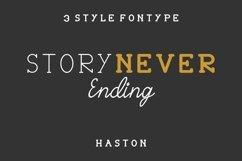 HASTON Product Image 3
