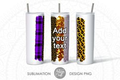 Brush stroke PNG, Halloween sublimation, Leopard Print Product Image 3