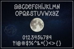 All Hollow's Eve - A Spooky Hollow Mix-Cased Font Product Image 3