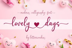 lovely days Product Image 1