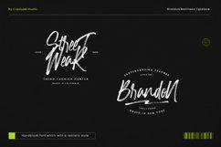 Brandon Matthews Handbrush Script Product Image 2