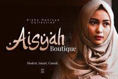 Kareem Mubarak Arabic Look Font Product Image 2