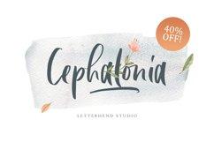 Cephalonia Font Product Image 1