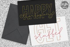 Greetings bundle- 25 single line for foil quill & sketch pen Product Image 6