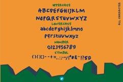 wild life   unique font Product Image 5