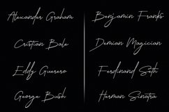 Callifornia   Handwritten Signature Font Product Image 2