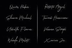 Callifornia   Handwritten Signature Font Product Image 3