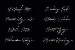 Callifornia   Handwritten Signature Font Product Image 5