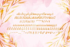 Camellia Caponica - sweet and cursive handwritten font. Product Image 6
