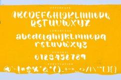 Camping - Stylish Decoration Font Product Image 6