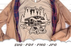 RV Camping SVG Cut Files Product Image 6