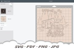 RV Camping SVG Cut Files Product Image 2