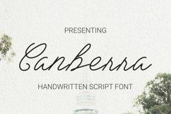 Web Font Canberra Product Image 1