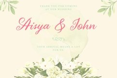 Web Font Candy & Andrie Font Product Image 4