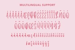 Web Font Cantika - Beauty Handwritten Font Product Image 4