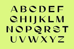 Gunter Display Font Product Image 5