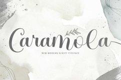 Web Font Caramola Product Image 1