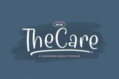 Web Font Care Product Image 1