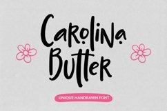 Carolina Butter - Unique Handrawn Font Product Image 1