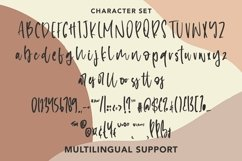 Web Font Carpenter - Fun Handwritten Font Product Image 5
